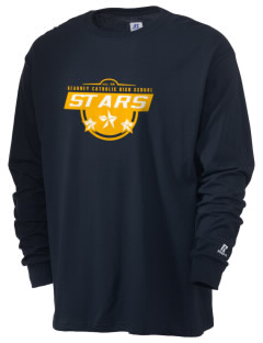 Kearney Catholic High School Stars  Russell Men's Long Sleeve T-Shirt