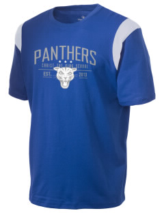 Christ The King School Panthers Holloway Men's Rush T-Shirt