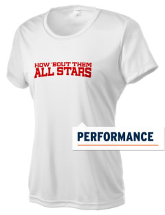 Saint Therese School All Stars Women's Competitor Performance T-Shirt