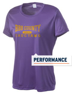 Bibb County High School Choctaws Women's Competitor Performance T-Shirt