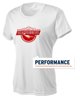New Mexico School For The Deaf Roadrunners Women's Competitor Performance T-Shirt