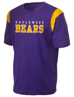 Hazlewood Elementary School Bears Holloway Men's Rush T-Shirt