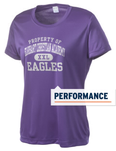 Elkhart Christian Academy Eagles Women's Competitor Performance T-Shirt