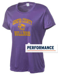Geneva County High School Bulldogs Women's Competitor Performance T-Shirt