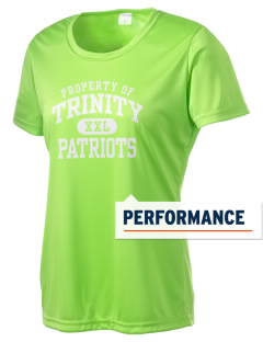 Trinity School Patriots Women's Competitor Performance T-Shirt