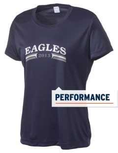 First Baptist Church Academy Eagles Women's Competitor Performance T-Shirt