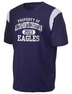 Altamonte Christian School Eagles Holloway Men's Rush T-Shirt