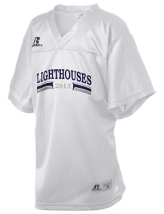Guiding Light Academy Lighthouses Russell Kid's Replica Football Jersey