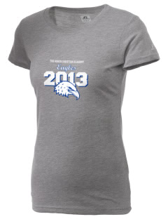 The King's Christian Academy Eagles  Russell Women's Campus T-Shirt