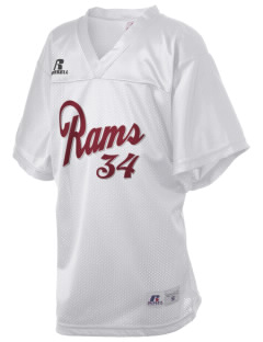 Faith Academy Rams Russell Kid's Replica Football Jersey