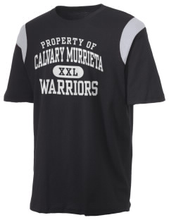 Calvary Murrieta Warriors Holloway Men's Rush T-Shirt