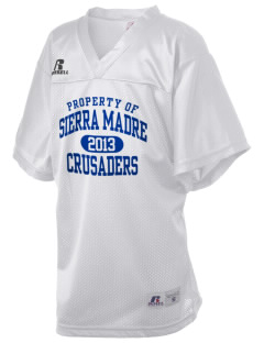 Sierra Madre Academy Crusaders Russell Kid's Replica Football Jersey