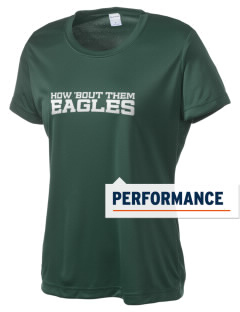 Saint John Lutheran School Eagles Women's Competitor Performance T-Shirt