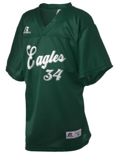 Saint John Lutheran School Eagles Russell Kid's Replica Football Jersey