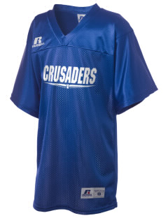 Armenian Sisters Academy Crusaders Russell Kid's Replica Football Jersey