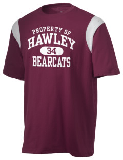 Hawley Middle School Bearcats Holloway Men's Rush T-Shirt