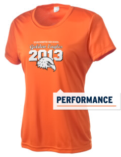Sylva-Webster High School Golden Eagles Women's Competitor Performance T-Shirt