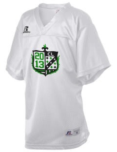 Clemons Lutheran School Crusaders Russell Kid's Replica Football Jersey
