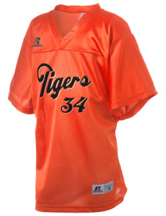 Orange City Christian School Tigers Russell Kid's Replica Football Jersey