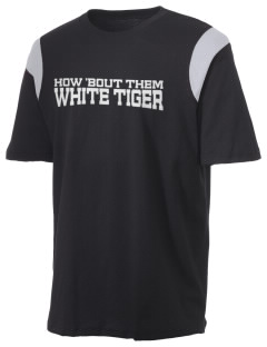 V.I.S.A White Tiger Holloway Men's Rush T-Shirt