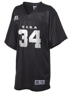 V.I.S.A White Tiger Russell Kid's Replica Football Jersey