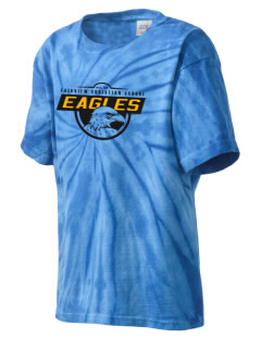 Fairview Christian School Eagles Kid's Tie-Dye T-Shirt