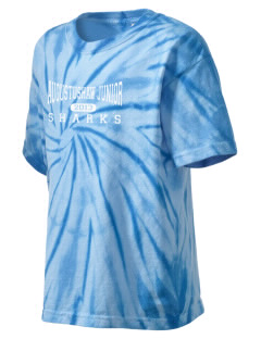 Augustus H Shaw Junior School Sharks Kid's Tie-Dye T-Shirt
