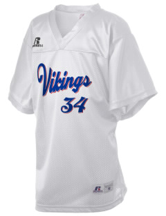 Willapa Valley High School Vikings Russell Kid's Replica Football Jersey
