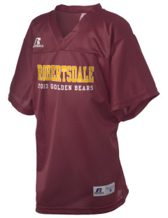 Robertsdale High School Golden Bears Russell Kid's Replica Football Jersey