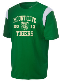 Mount Olive Elementary School Tigers Holloway Men's Rush T-Shirt
