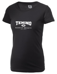 Tenino Middle School Knights  Russell Women's Campus T-Shirt