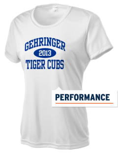 Gehringer Elementary School Tiger Cubs Women's Competitor Performance T-Shirt
