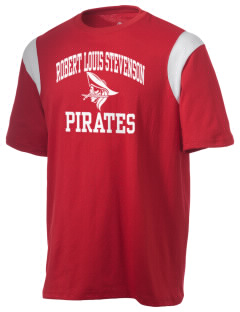 Robert Louis Stevenson Elementary School Pirates Holloway Men's Rush T-Shirt