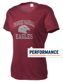 Thurgood Marshall Elementary School Eagles Women's Competitor Performance T-Shirt