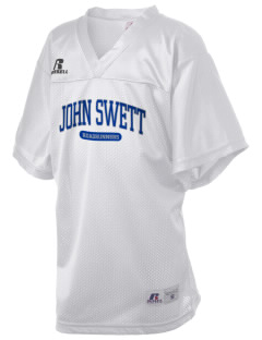 John Swett Elementary School Roadrunners Russell Kid's Replica Football Jersey