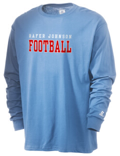 Rafer Johnson Junior High School Olympians  Russell Men's Long Sleeve T-Shirt
