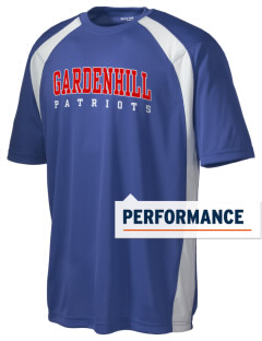 Gardenhill Elementary School Patriots Men's Dry Zone Colorblock T-Shirt