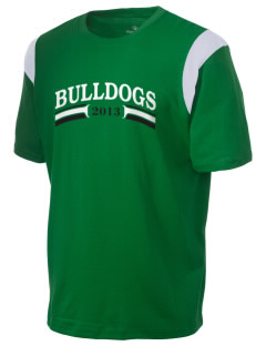 Beverly Vista Elementary School Bulldogs Holloway Men's Rush T-Shirt