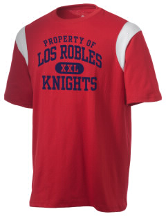 Los Robles Academy Knights Holloway Men's Rush T-Shirt