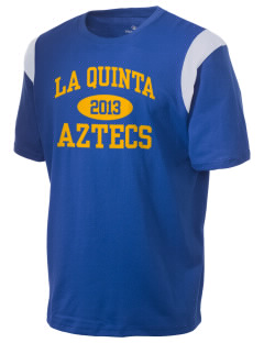 La Quinta High School Aztecs Holloway Men's Rush T-Shirt