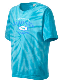 Valley Vista High School Eagles Kid's Tie-Dye T-Shirt
