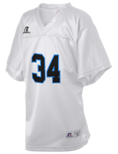 Valley Vista High School Eagles Russell Kid's Replica Football Jersey