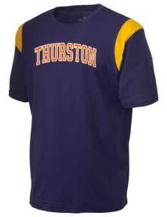 Thurston Middle School Seagulls Holloway Men's Rush T-Shirt