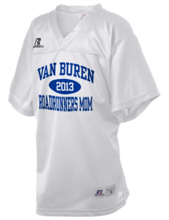 Van Buren Elementary School Roadrunners Russell Kid's Replica Football Jersey