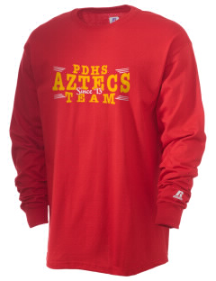 Palm Desert High School Aztecs  Russell Men's Long Sleeve T-Shirt