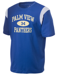 Palm View Elementary School Panthers Holloway Men's Rush T-Shirt