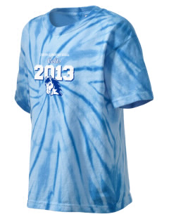 Lilburn Elementary School Colts Kid's Tie-Dye T-Shirt