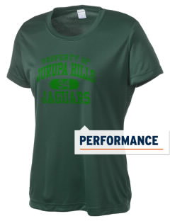 Jurupa Hills Middle School Jaguars Women's Competitor Performance T-Shirt