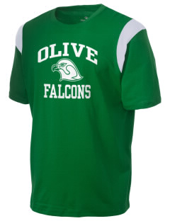 Olive Elementary School Falcons Holloway Men's Rush T-Shirt
