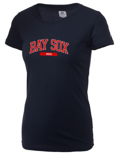 Bay Sox Sox  Russell Women's Campus T-Shirt